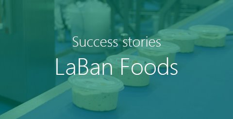 The advantages of Foodware for Laban Foods