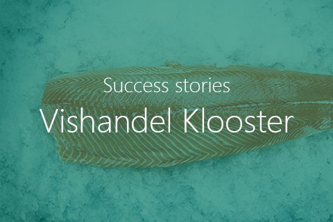 Vishandel Klooster live in 4 months with Foodware