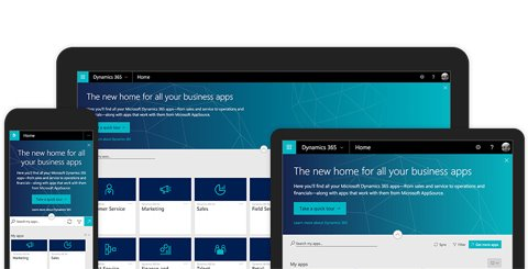 Dynamics 365 Business Central, the all-in-one business application