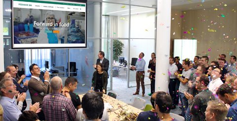 Lancering merknaam Foodware 365 | Forward in Food