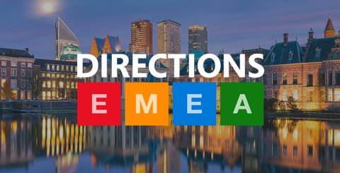 Directions EMEA 2018 Recap | Time for change