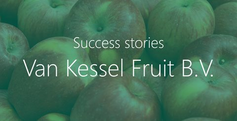 Video | The advantages of working with Power BI at Van Kessel Fruit