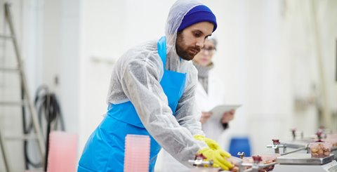 Whitepaper | Preparing your food manufacturing business for post-pandemic operations